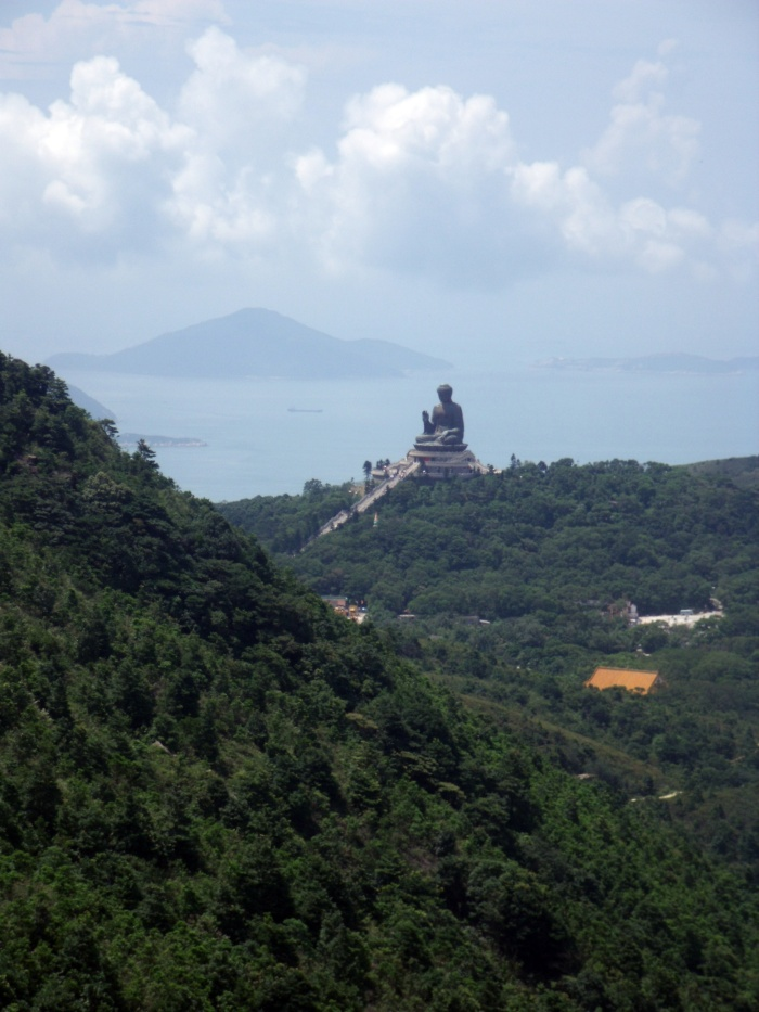 Approaching Giant Buddha :)