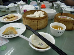 Some dimsum tat we ordered (forgot to take pics b4 we ate cos 2 hungry fr all the searching :P
