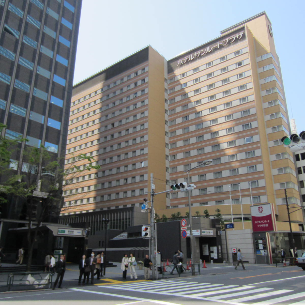 hotel sunroute plaza shinjuku tokyo the gps gal 39 s. Black Bedroom Furniture Sets. Home Design Ideas