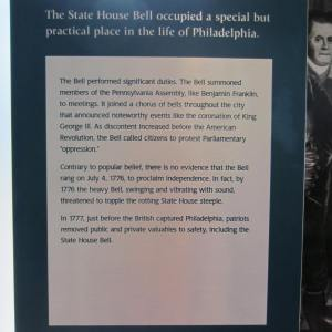 Explanation of the significance of the Bell