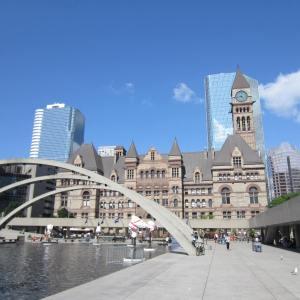 The civic square