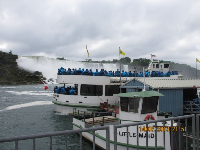The boat we were going to board :)