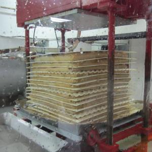 That's how fresh apples are pressed