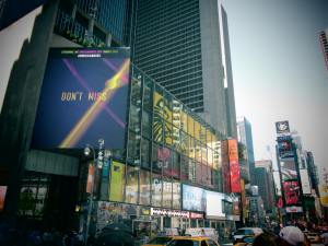 I really hope to watch a Broadway show here soon!