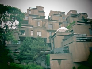 Each apartment unit is a cube here
