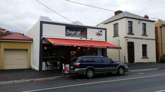 Burger Got Soul restaurant on Charles Street