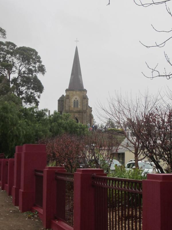 St Johns Church - the oldest Roman Catholic church in Australia