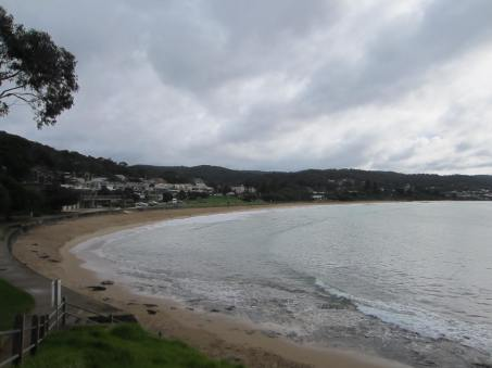 Lorne - a very popular beach tourist resort town