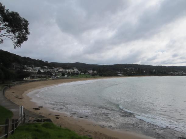 Lorne - a very popular beach tourist resort town