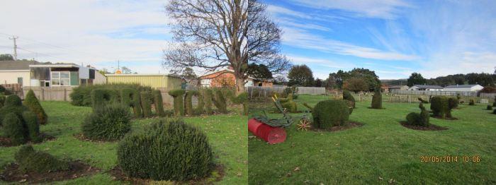 Town of Topiary - Railton