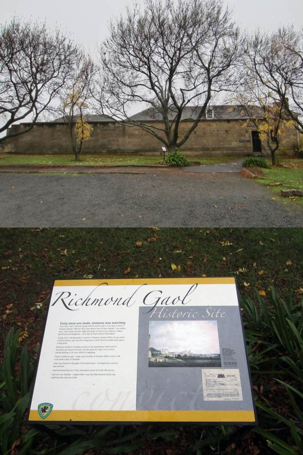 Richmond Gaol Historic Site - Australia's best preserved & oldest existing gaol