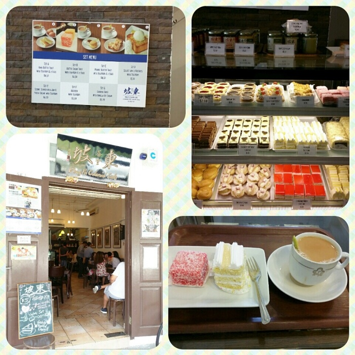 7 value-for-money sets for your pick, with a variety of cakes and pastries at Dong Po Colonial Cafe