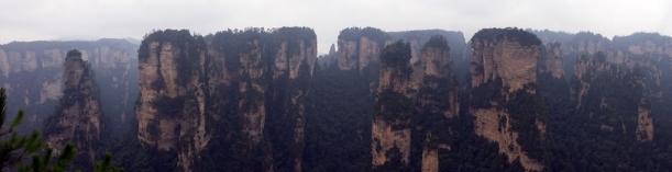 Sandstone Forest (砂岩峰林)