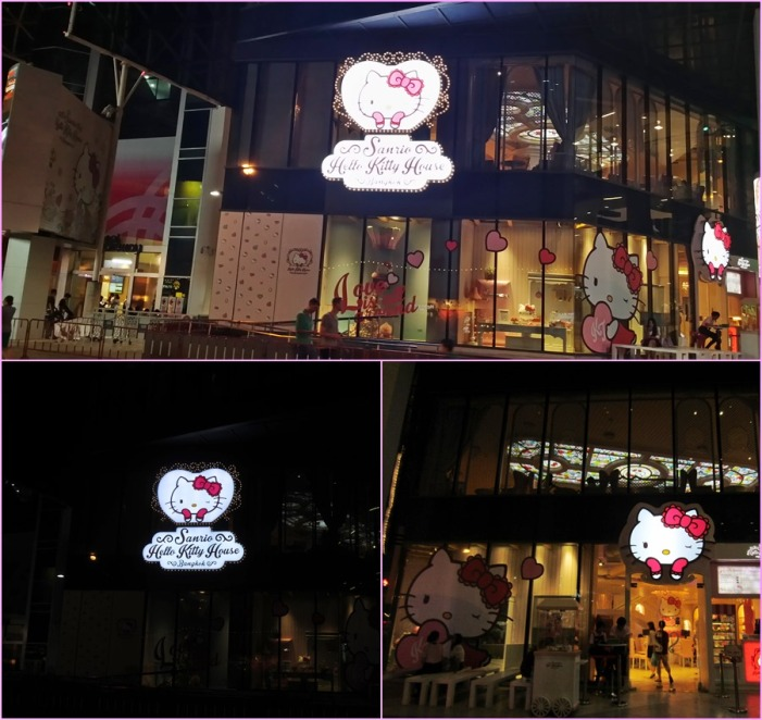 Hello Kitty House @Siam Square 1