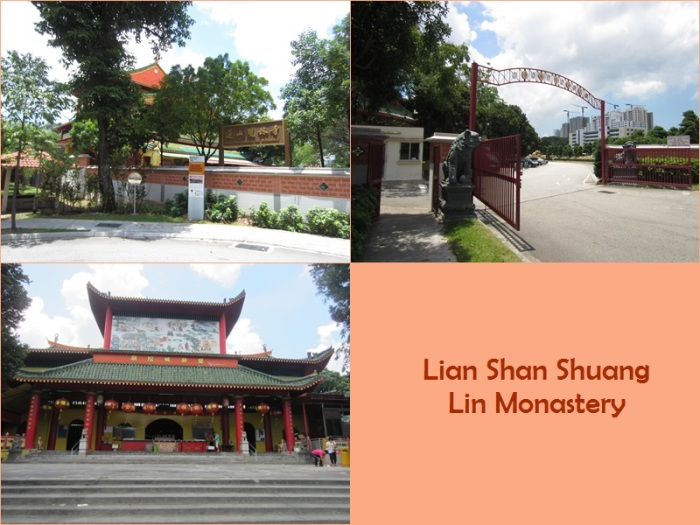 Lian Shan Shuang Lin 1