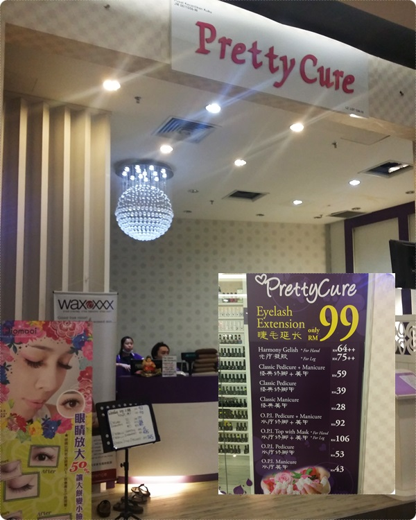 Pretty nails at pretty cure ksl city jb the gps gal 39 s for 4 sisters nail salon hours