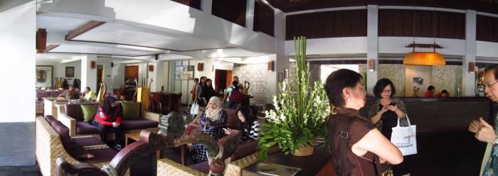 Ramayana Hotel lobby resized
