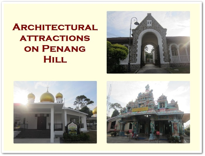 Penang Hill attractions