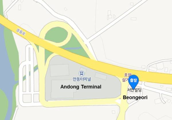 Found the map of this shop on Naver