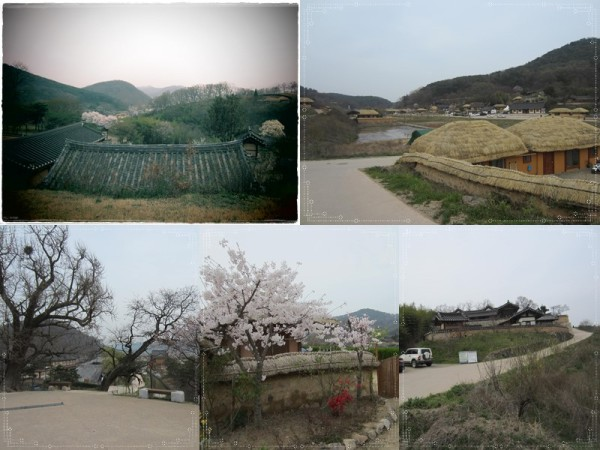 Charming village blessed with picturesque surrounding natural landscape