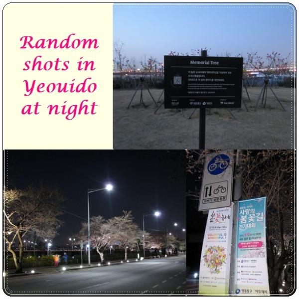 Yeouido random shots at night