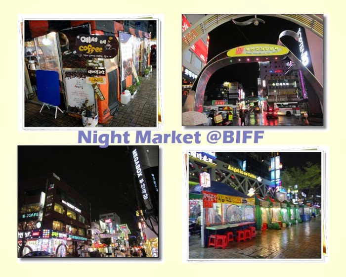 BIFF Night Market