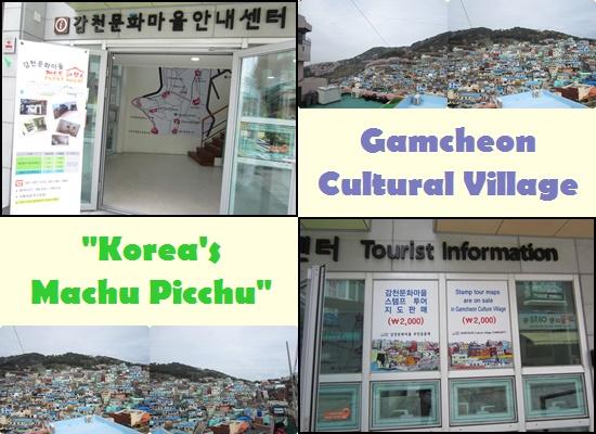 Gamcheon Cultural Village 1