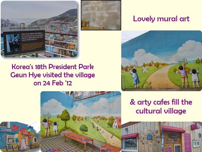 Gamcheon Cultural Village 4