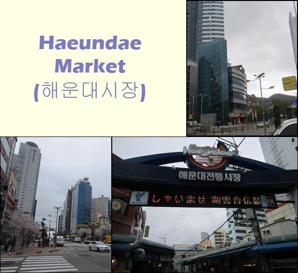 Haeundae Market 1