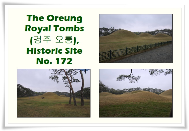 Oreung Royal Tombs