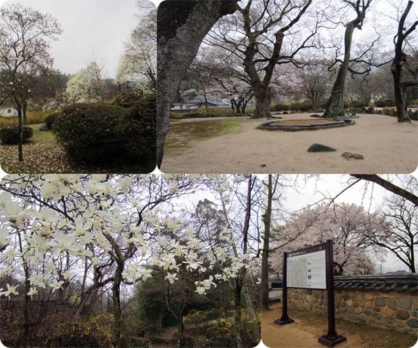 Poseokjeong Pavilion Site (포석정지)