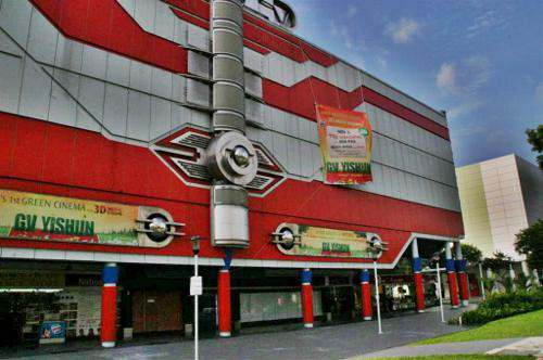 the upgraded GV Yishun (image credit: cinemaonline)