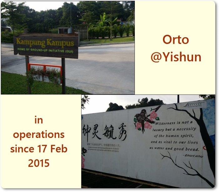 Orto @Yishun