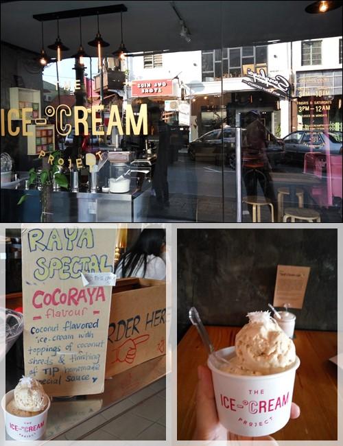 TIP's Cocoraya ice cream