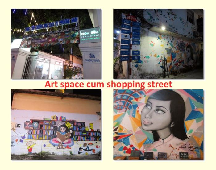 art-space-shopping-street
