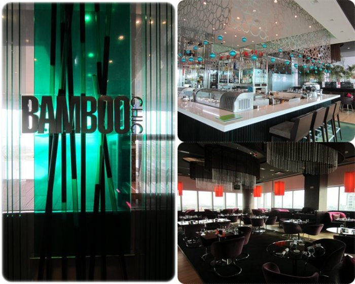 Bamboo Chic - an interesting Cantonese-Japanese fusion restaurant