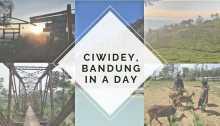 Ciwidey Bandung in a day