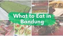 5 Tasty Foods To Try In Bandung