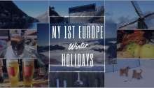 1st Europe Winter Holiday Experience